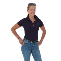 Isabell Werth Polo Grace navy