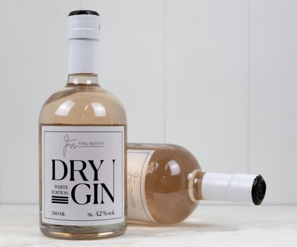 "Dry Gin ""White Edition"""