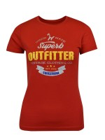 Isabell Werth T- Shirt Outfitter rot