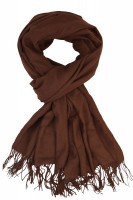 Isabell Werth Scarf Deluxe brown