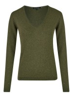 Isabell Werth Pullover Classic olive