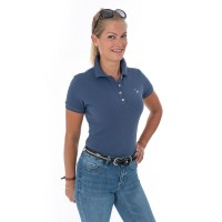 Isabell Werth Polo Grace blue stone
