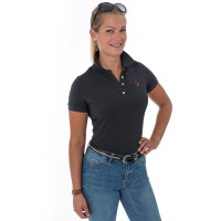 Isabell Werth Polo Grace anthrazit