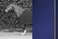 Tim´s Sweat Rug navy mit Silber, Navy, Anthrazit Kordeln