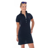 Isabell Werth Polo Kleid Charlotte navy