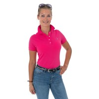 Isabell Werth Polo Grace pink