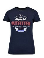 Isabell Werth T- Shirt Outfitter navy