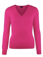 Isabell Werth Pullover Sommer Basic pink