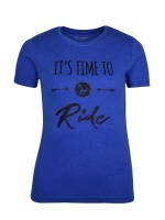 Isabell Werth T- Shirt time to ride royal