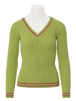 Isabell Werth Pullover Zopf
