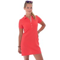 Isabell Werth Polo Kleid Charlotte rosa